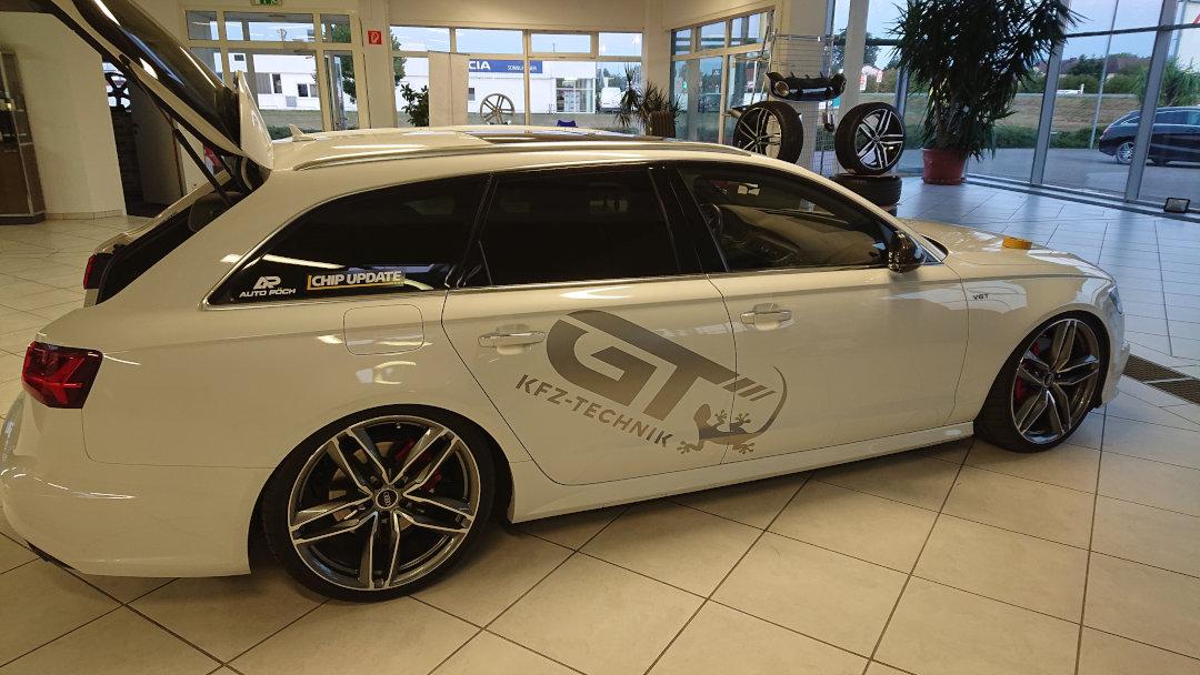 Audi A6 Competition V6
