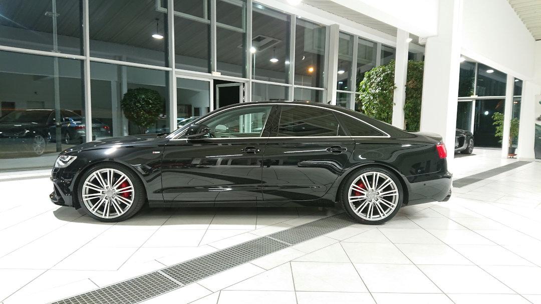 Audi A6 Limo (RS Umbau)