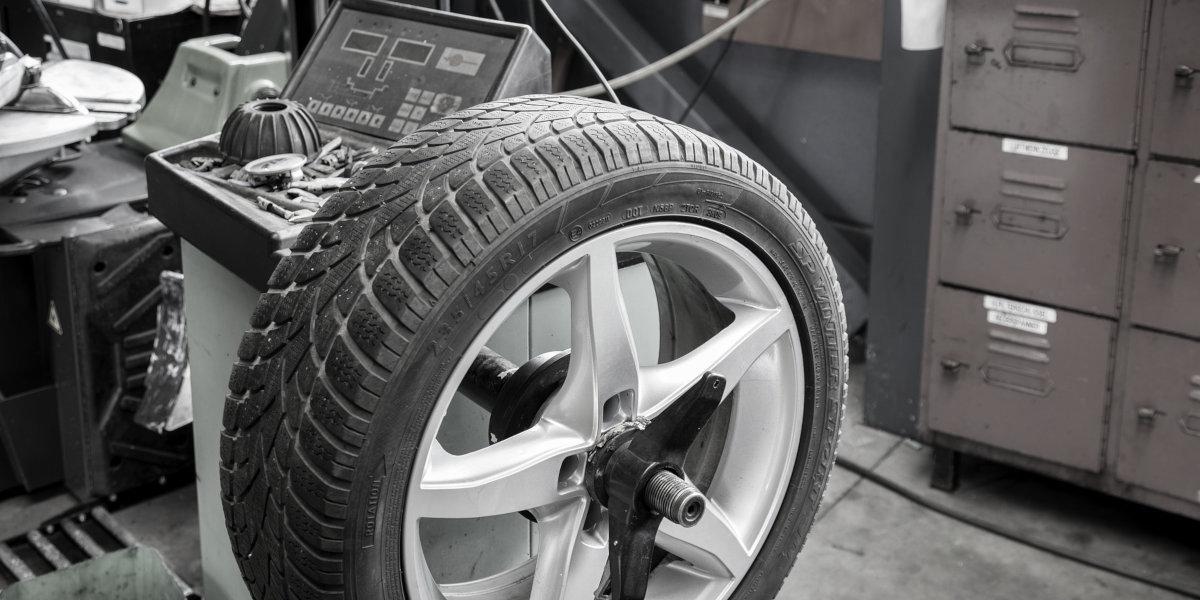 Reifenhandel und Montage